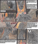 Godzilla: journey to the center of earth  page 1 by redrangerki