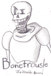 Bonetrousle- Papyrus (Undertale) by The-Heraldic-Sword
