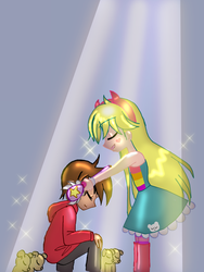 I Knight Thee by Chiibi