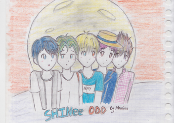 SHINee View by RyuuseiHikari