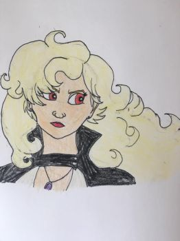 Yang Xiao Long by sailorblaze