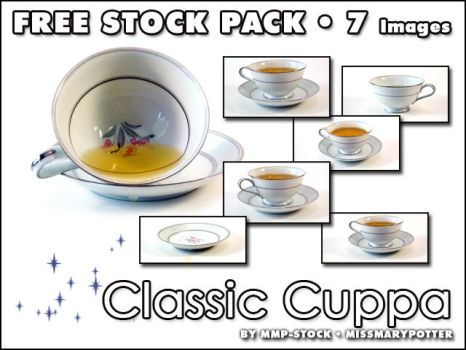 FREE STOCK, Classic Cuppa by mmp-stock