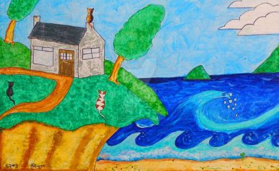 Life by the sea by tuatha-isles