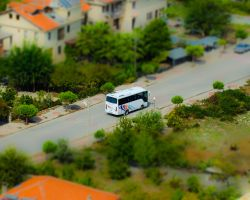 My first tilt-shift by AstarothSquirrel