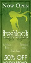 Fresh Look Promo banner by Click-Art