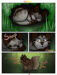 ~ Dawn ~ chapter 1, page 2 by Wolfhowler9880