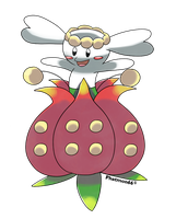 Flabebe the Fairy pokemon