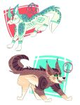 adoptables #2 {CLOSED} by fussyace