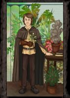 The New Herbology Teacher by Lucy--C
