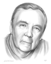 James Patterson by gregchapin