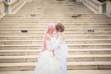 Code Geass : Suzaku and Euphemia by AdelleAixe