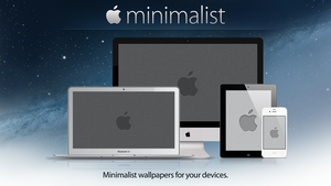 Apple Minimalist Wallpaper Pack by theIntensePlayer
