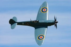 Supermarine Spitfire PR.XI by Daniel-Wales-Images