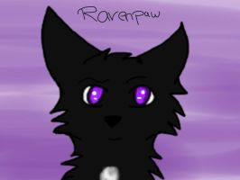 RavenPaw by PearlAnimHAW