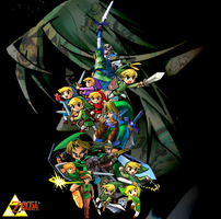 The Legend of Zelda: The Hero's Legacy by Legend-tony980
