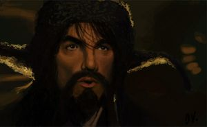 James Nesbitt as Bofur by IdaHarra