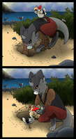 Digging for Bubs by Trumplocke