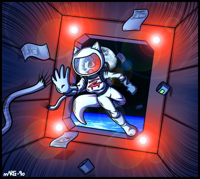 ::Comm:: Lost in the space by FOX-POP