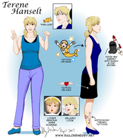 Reference: Terene Hanselt (3Guardians) by SailorEnergy