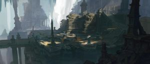 Underground dragon city.jpg!photo.large by peigong