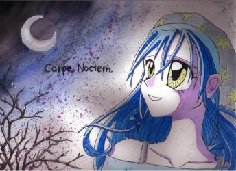 Carpe Noctem by cozy-cake