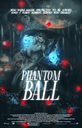 phantom ball|movie poster by eungyu