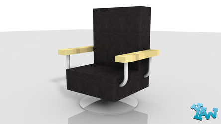 Custom Minecraft Object - The Office Chair by CraftDAnimation