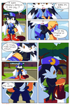 Lux Klonoa to the Rescue Page 1 by Domestic-hedgehog
