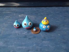 Slimes by cycoclash25