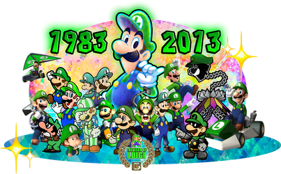 The Year of Luigi by Fawfulthegreat64