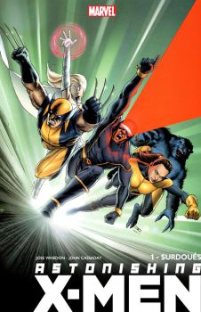 ASTONISHING X-MEN 1 by DCTrad