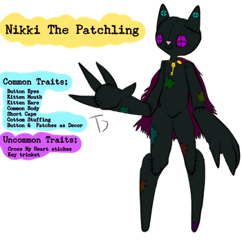 Nikki Patchling by Techno-Drawer