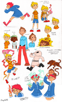 mother 3 by Socks-and-Notebooks
