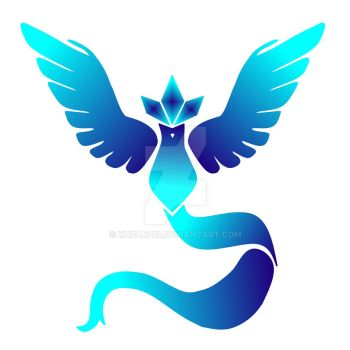 Team Mystic Logo - Pokemon GO by Khfan218