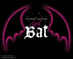 Twinkle Twinkle Little Bat by whitefantom