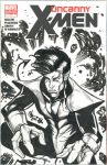 Nightcrawler sketchcover by Csyeung