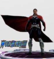 The Last Son of Krypton. by WOLFBLADE111
