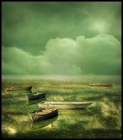 boats by Lwsypher
