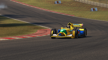 Benetton B191B Livery for Lola B05/52 by NG-yopyop