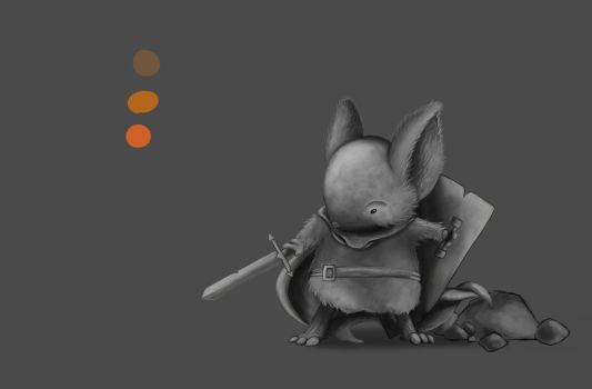 WIP - Mouse Guard by Bearded-Manatee