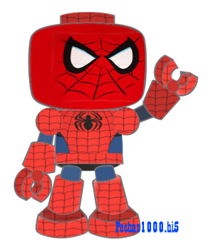 spiderbot by pechas