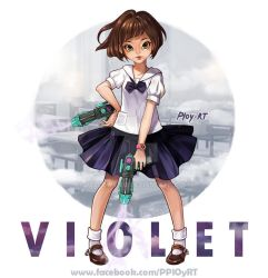 Violet by yellowiDeo
