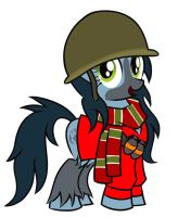 Mad Munchkin the Soldier by Xain-Russell