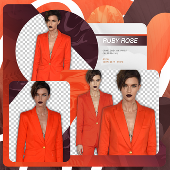 Png Pack 698 // Ruby Rose by confidentpngs