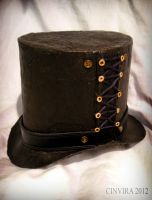 Steam Top Hat by Cinvira