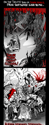 12 Days of Dark Souls by karniz