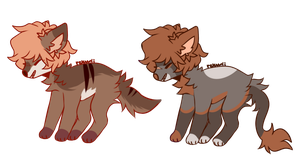 [ADOPTS]doggo offer to adopt /open by NactoAdopts