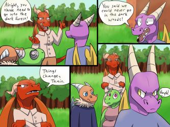 Unrest Guest Page by EeveesAndDragons