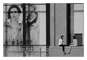 on the edge by streetlivefotograph