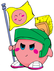 Kirby! by EdGarcia